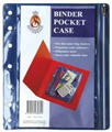 BINDER POCKET CASE A5 ASSORTED COLOURS