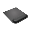 WRIST REST KENSINGTON 55888 ERGOSOFT MOUSE PAD BLACK