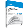 COPY PAPER A4 80GSM INITIATIVE  GREEN  GOLD OFFICE PAPER WHITE 500PK EACH1 PACK5