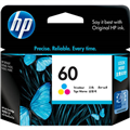 HP CC643WA NO 60 INK CARTRIDGE TRICOLOUR
