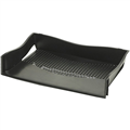 MARBIG 86360 ENVIRO DOCUMENT TRAY LANDSCAPE BLACK 5PK