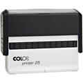 COLOP P25 PRINTER SELF INKING CUSTOM MADE STAMP 75 X 15MM