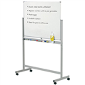QUARTET PENRITE WHITEBOARD MAGNETIC MOBILE 1200 X 1800MM