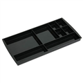 ESSELTE 48342 NOUVEAU DRAWER ORGANISER TIDY 363X193X26MM BLACK