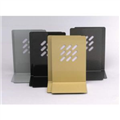 MARBIG BOOKENDS METAL GREY