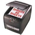 REXEL AUTO60X SHREDDER STACK AND SHRED CROSS CUT